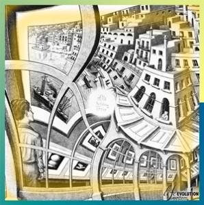 Escher - costruttivismo