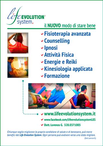 Locandina LES - Centri Medici